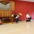 Retorno das atividades no Instituto dos Meninos Cantores de Petrópolis (RJ)