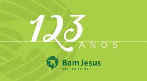 Colégio Bom Jesus completa 123 anos