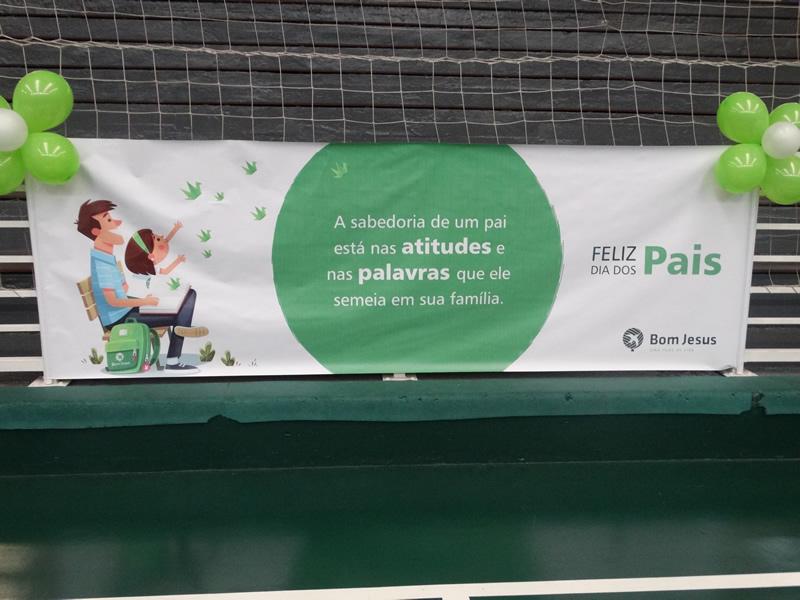 Dia dos Pais no BJ Centro, em Curitiba (PR)