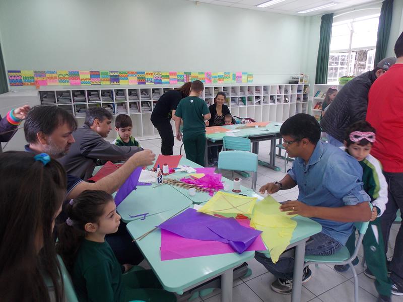 Dia dos Pais no BJ Santo Antônio, em Blumenau (SC)