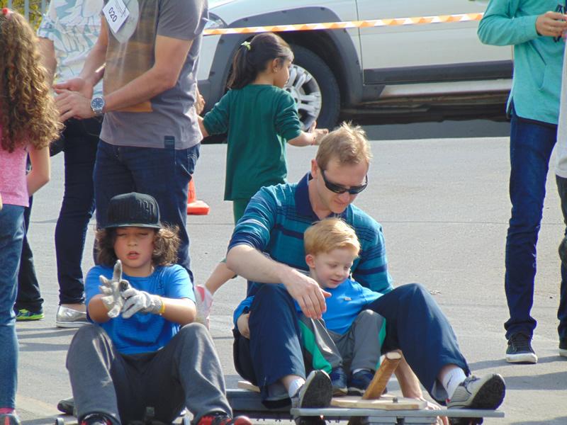 Dia dos Pais no BJ Aurora, em Caçador (SC)
