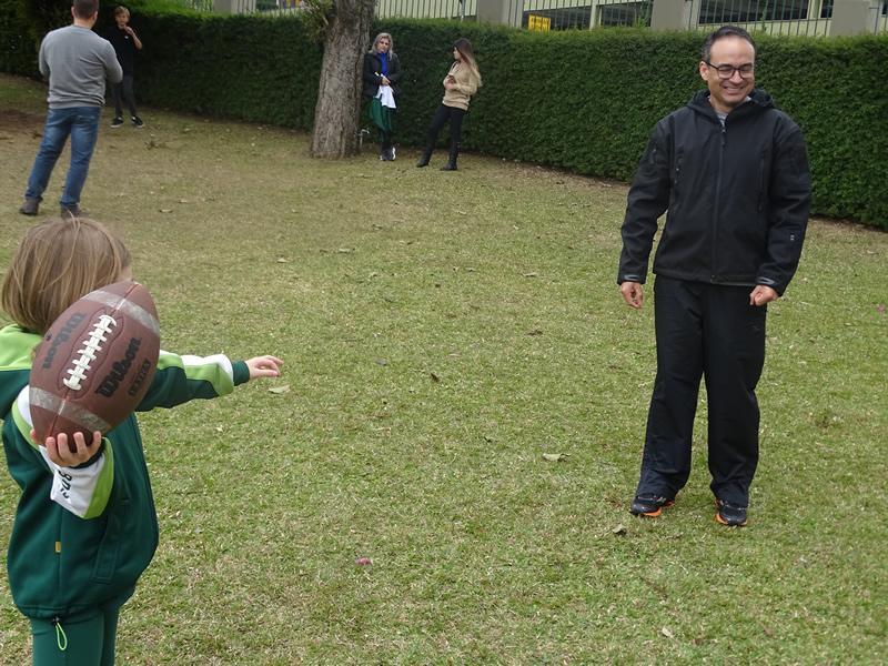 Dia dos Pais no BJ Lourdes, em Curitiba (PR)