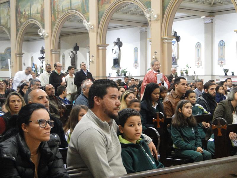 Dia dos Pais no BJ São José, em São Bernardo do Campo (SP)