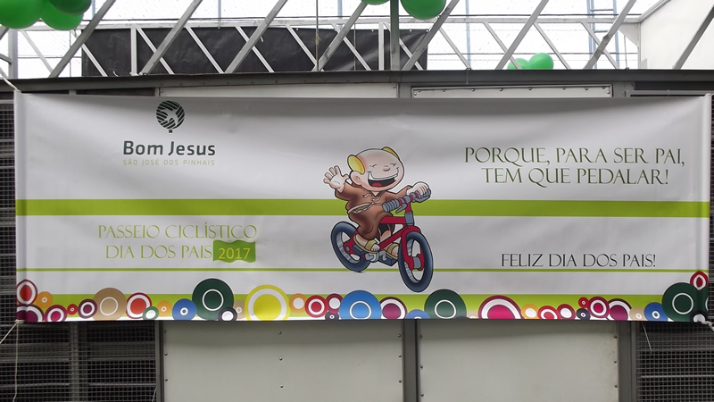 Dia dos Pais no BJ São José dos Pinhais, em São José dos Pinhais (PR)