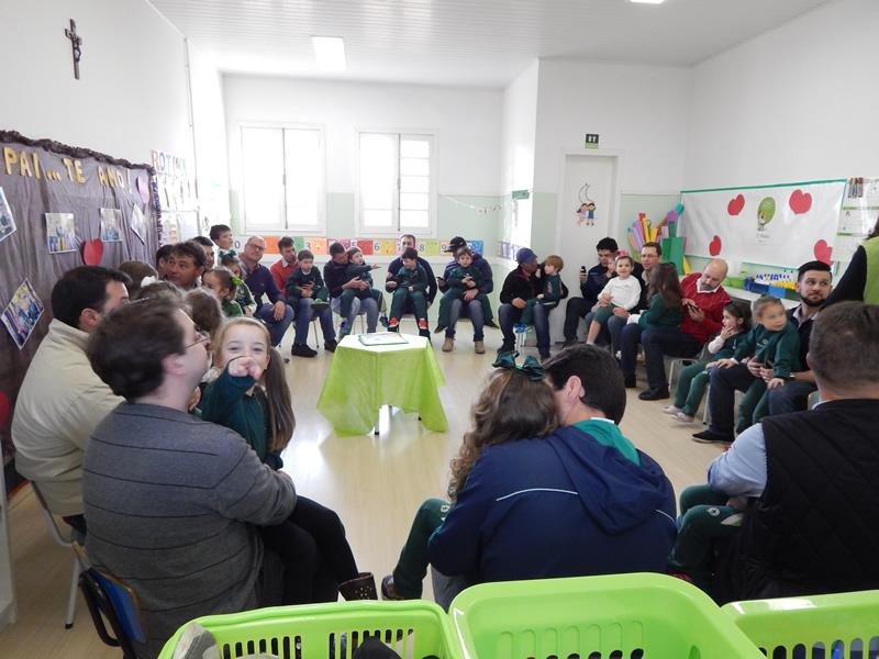 Dia dos Pais no BJ São José, em Vacaria (RS)