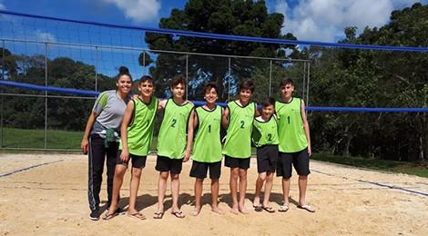 Atletas do Bom Jesus participam de competições nacionais e internacionais