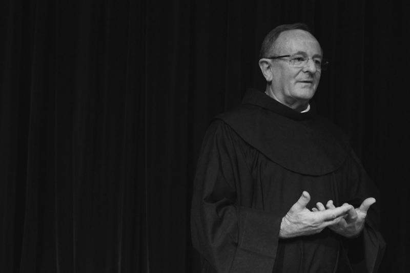 Frei Fidêncio Vanboemmel, Ministro da Província Franciscana da Imaculada Conceição.