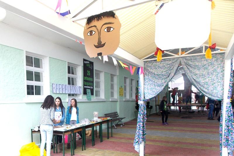 Festa Junina no Bom Jesus Santo Antônio, em Blumenau (SC)