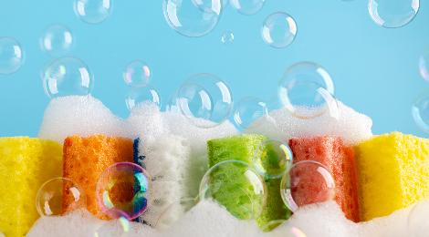 Alunos do Colégio Bom Jesus criam sistema descontaminador de esponjas de louça