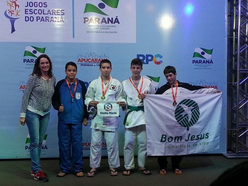 Tiago Mancini - BJ Lourdes | 3.º lugar na categoria até 58 Kg