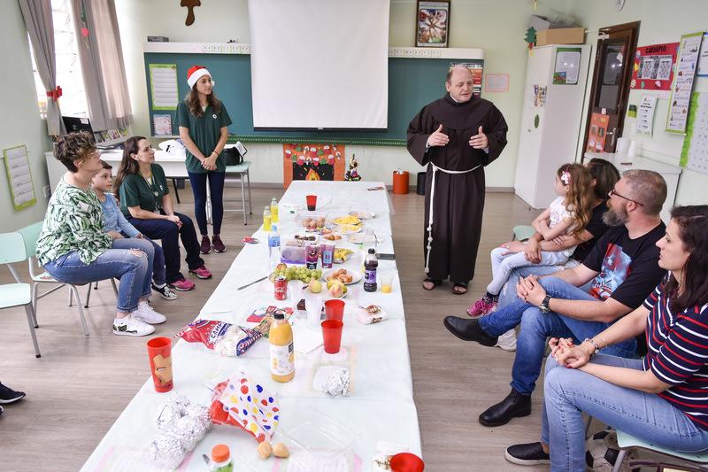 Colégio Bom Jesus Internacional Aldeia, em Campo Largo (PR)