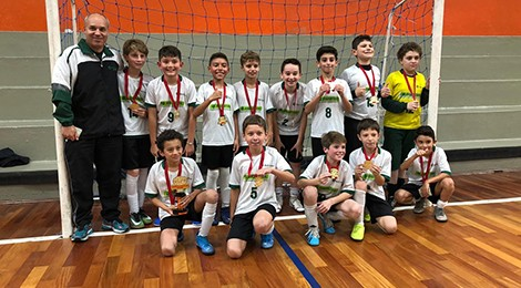 Atletas do Colégio Bom Jesus encerram as competições de 2019 conquistando 9 ouros
