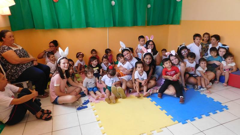 Bom Jesus Rosário, em Paranaguá (PR)