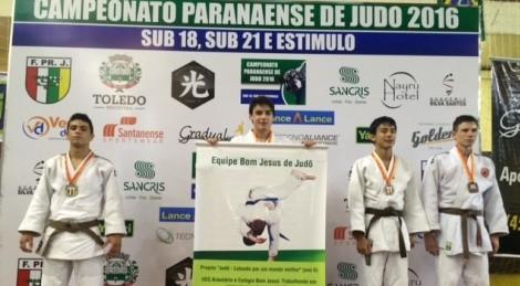 Judocas do Bom Jesus disputam Campeonato Brasileiro