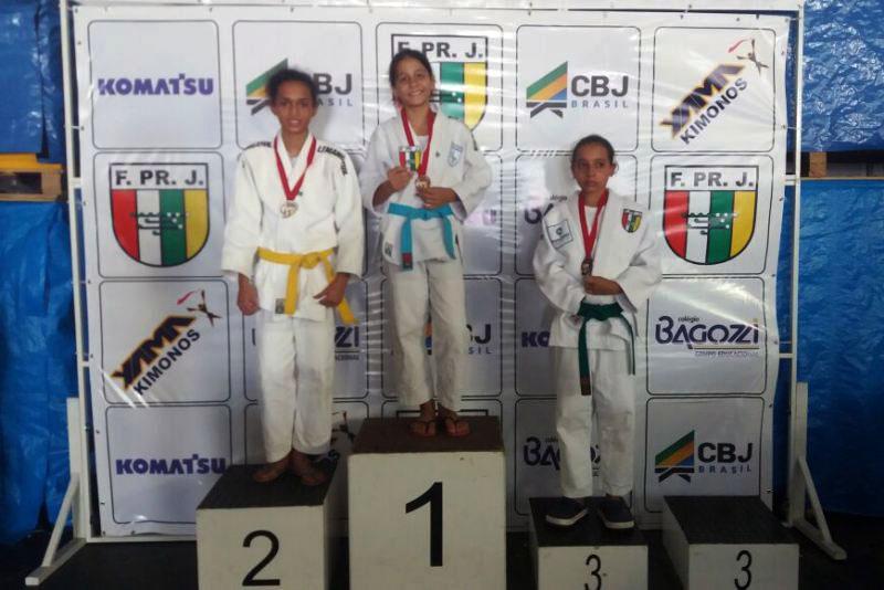 Beatriz Souza, 3.º lugar na seletiva para o Brasileiro Região V