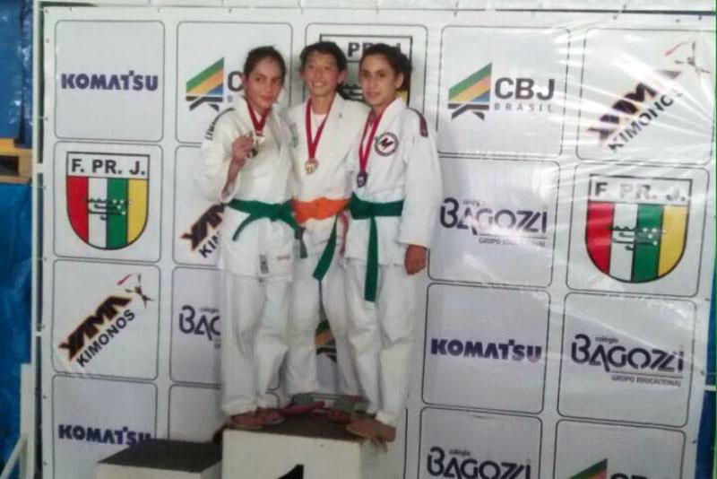 Laura Soken, campeã na seletiva para o Brasileiro Região V