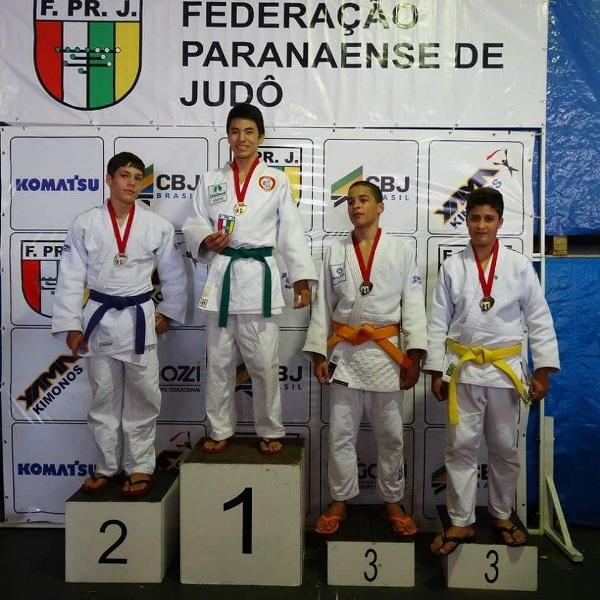 Tiago Mancini, 2.º lugar na seletiva para o Brasileiro Região V