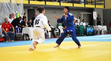Judoca do Bom Jesus é campeã no Brasileiro Região V