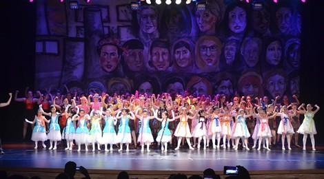 Mulheres são destaque na Mostra de Dança do Bom Jesus
