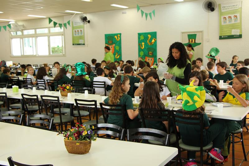<i> Saint Patrick's Day </i> no Bom Jesus Aldeia.
