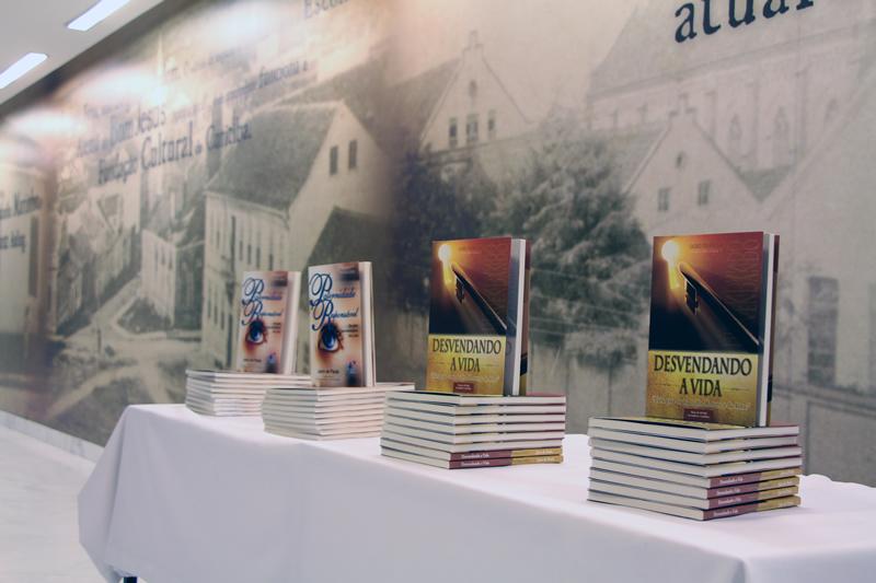 Livros dos palestrante Jairo de Paula.