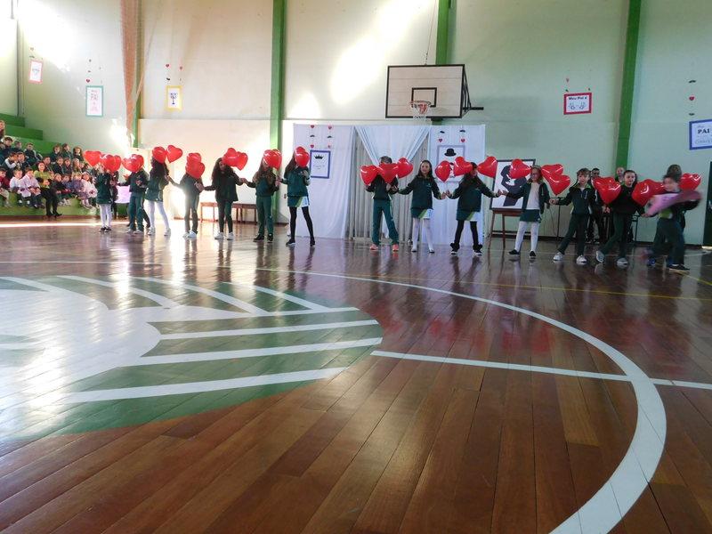 Colégio Bom Jesus Aparecida, em Venâncio Aires (RS)