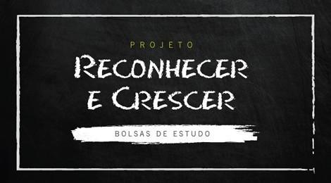 Bom Jesus Rio Negro abre inscrições para bolsas de estudo