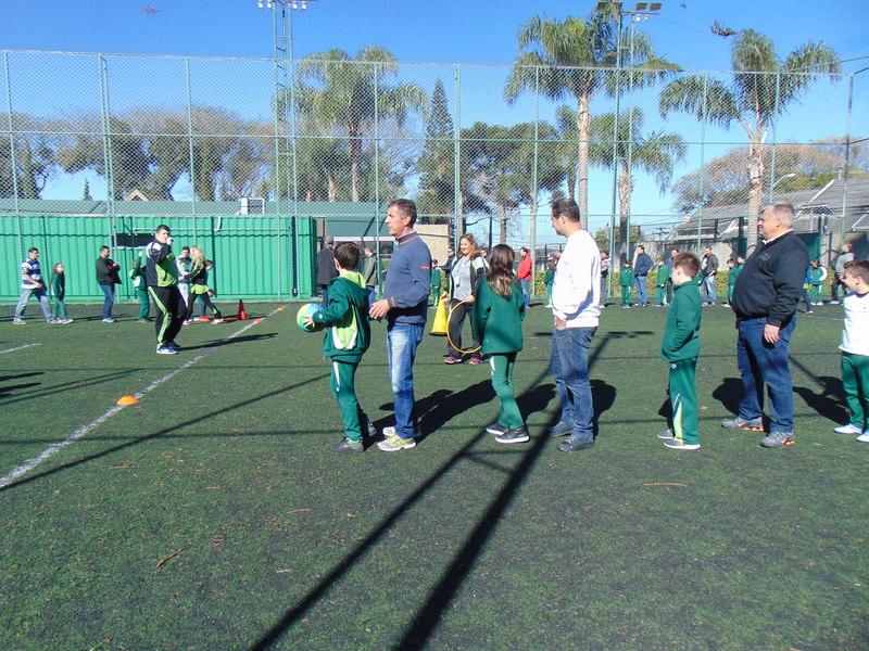 Colégio Bom Jesus Água verde, em Curitiba (PR)