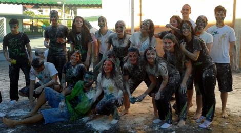 Feras comemoram aprovações em São Bento do Sul