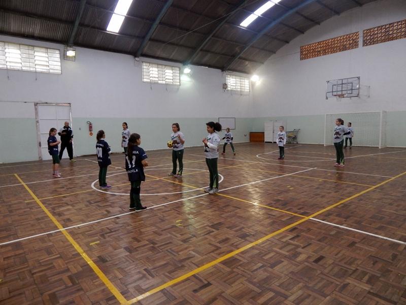Semana Cultural e Esportiva no Bom Jesus Diocesano, em Lages (SC).