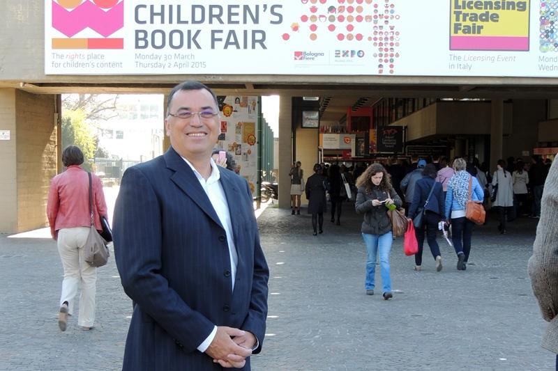 O diretor-geral do Grupo Bom Jesus, Jorge Apóstolos Siarcos.