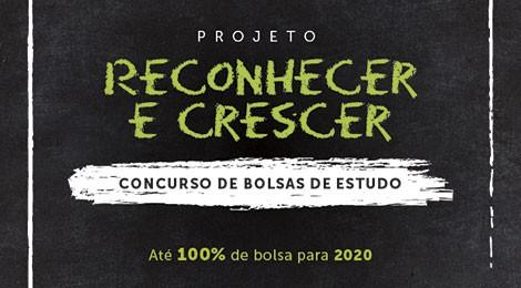 Inscrições abertas para o programa de bolsas do Bom Jesus São Vicente