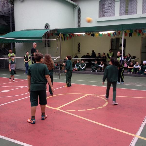Semana Cultural e Esportiva no Bom Jesus Rosário, em Paranaguá (PR).