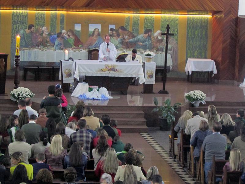 Bom Jesus São Vicente, em Araucária (PR).