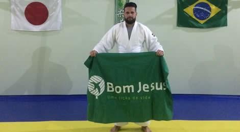 Professor do Bom Jesus é convocado pela Confederação Brasileira de Judô