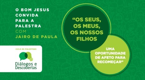 "Bom Jesus abre ciclo de palestras ""Diálogos e Descobertas"""
