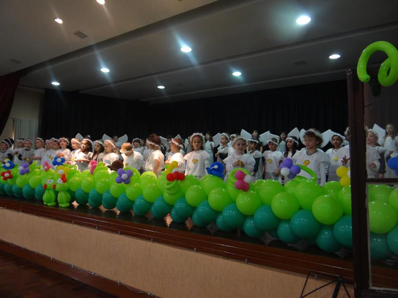 Dia das Mães no BJ São Miguel, em Arroio do Meio (RS)