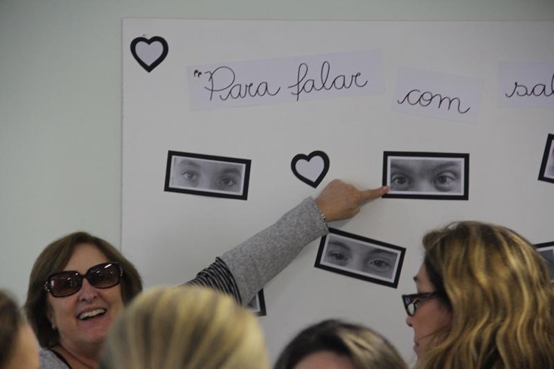 Dia das Mães no BJ Escola Especial, em Campo Largo (PR)