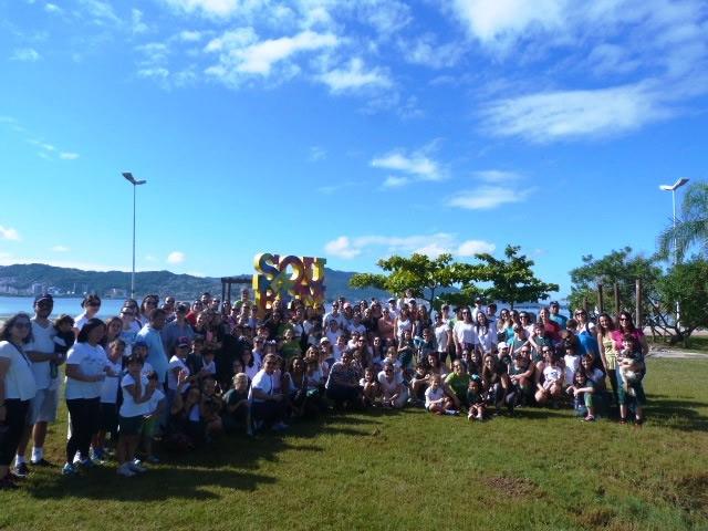 Dia das Mães no BJ Coração de Jesus, em Florianópolis (SC)