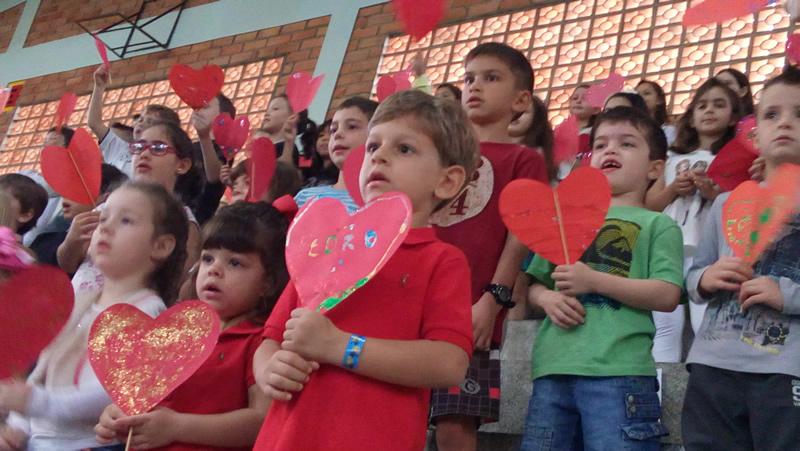 Dia das Mães no BJ Divina Providência, em Jaraguá do Sul (SC)