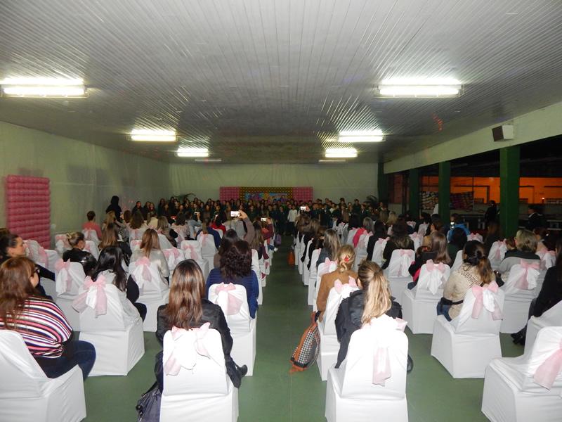 Dia das Mães no BJ Rainha da Paz , em Lagoa Vermelha (RS)