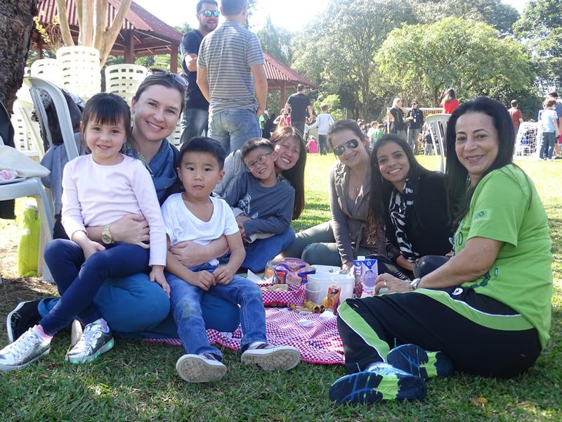 Dia das Mães no BJ Lourdes, em Curitiba (PR)