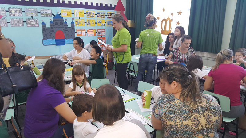 Dia das Mães no BJ Rosário, em Paranaguá (PR)