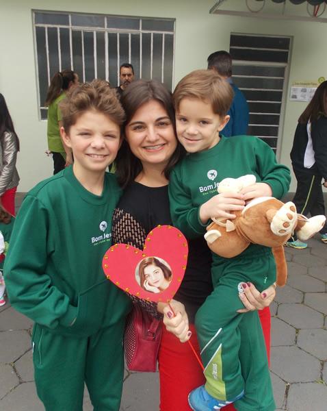 Dia das Mães no BJ São José, em Rio Negro (PR)