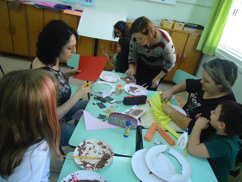 Dia das Mães no BJ Santo Antônio, em Rolândia (PR)