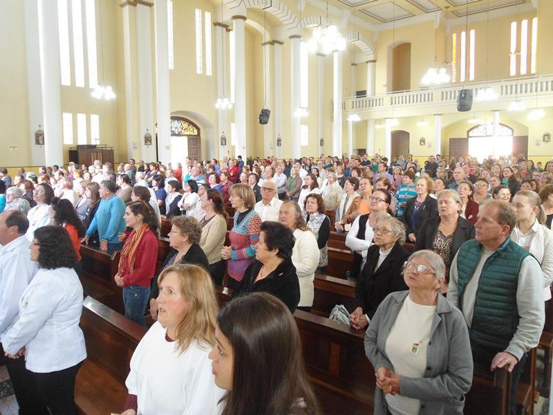 Dia das Mães no BJ São José, em Santo Bento do Sul (SC)