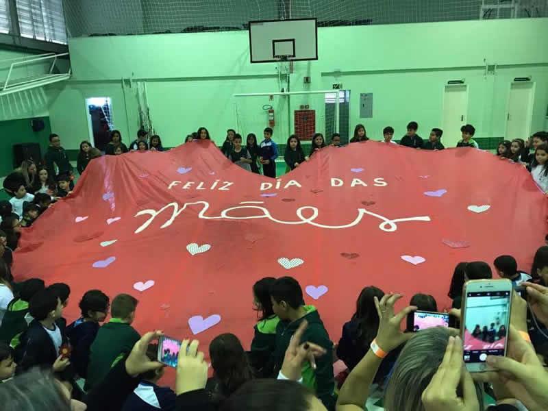 Dia das Mães no BJ Vicente Pallotti, em São Paulo (SP)