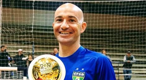 Professor do Bom Jesus é convocado para a Seleção de Futsal Clássico do Brasil
