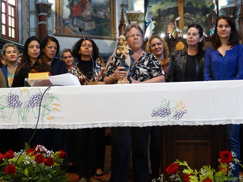 Dia das Mães no BJ Centro, em Curitiba (PR).