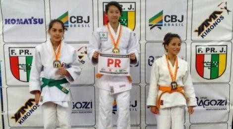 Alunos Bom Jesus participam do Campeonato Paranaense de Judô